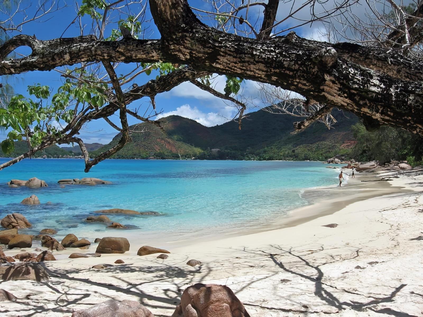 Île Praslin, Seychelles