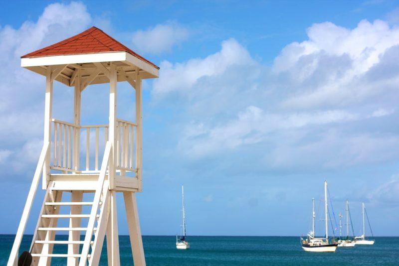 Reduit Beach Rodney Bay, Sainte-Lucie