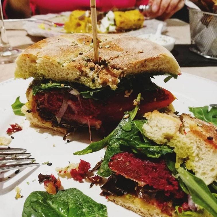 Restaurant vegan à Lisbonne, Ao 26