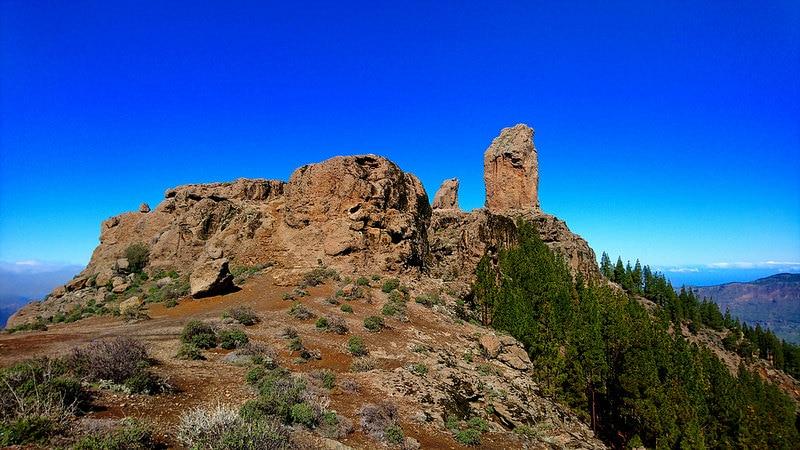 Roque Nublo, Grande Canarie