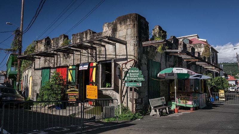 Roseau, Dominique