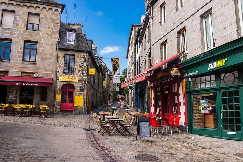 Centre-ville historique, Saint-Brieuc