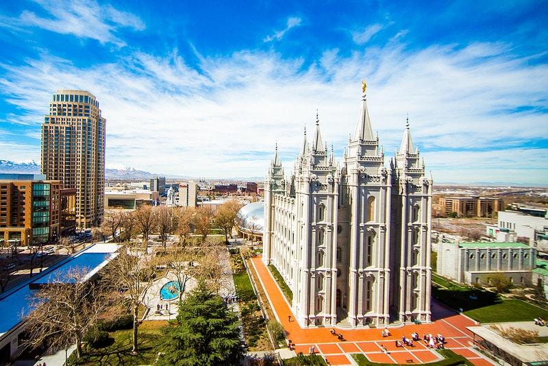 Salt Lake Temple, Salt Lake City