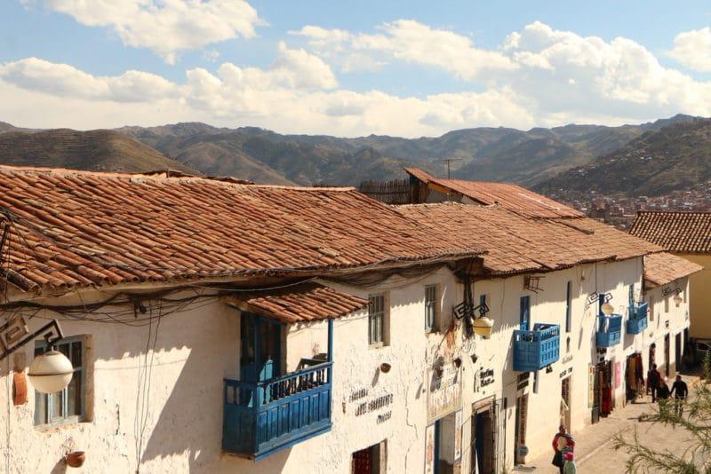 San Blas, Cuzco