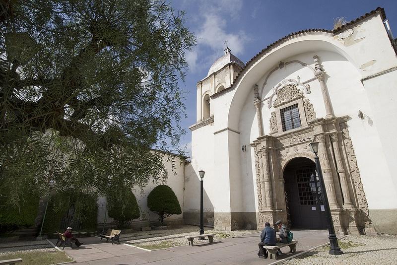 Eglise San Pedro, San Pedro, La Paz, Bolivie