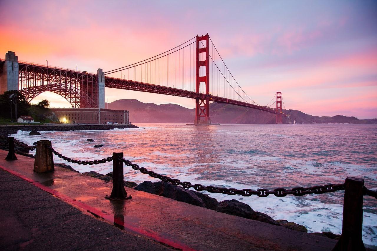 Vols A/R vers San Francisco à 234€ !