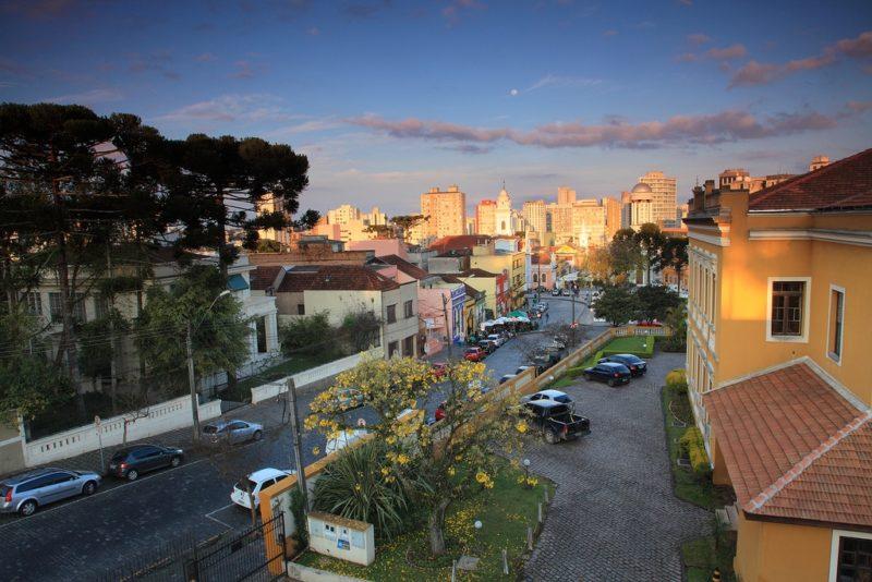 São Francisco, Curitiba