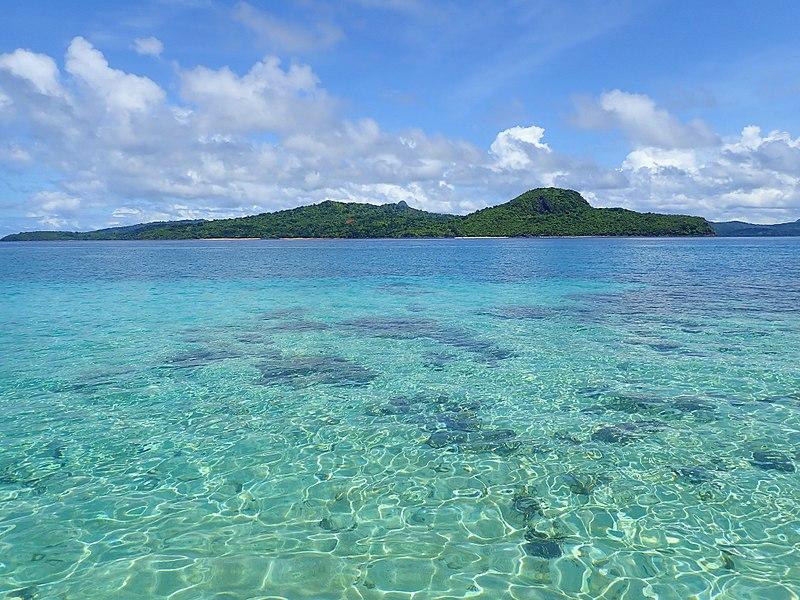 Pointe de Saziley, Mayotte