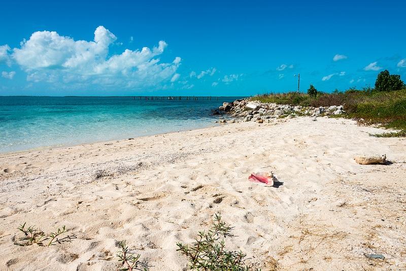 Plage Shelly Beach, Bahamas