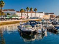Louer un bateau à Faro
