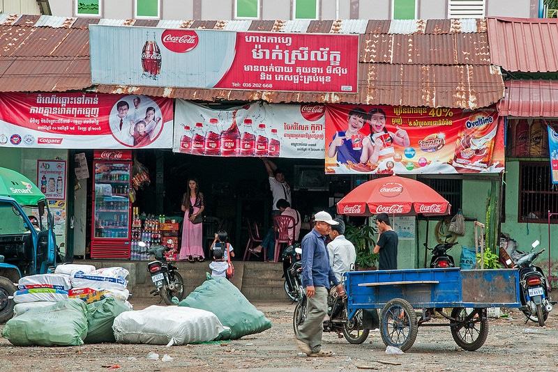 Centre-ville, Sihanoukville