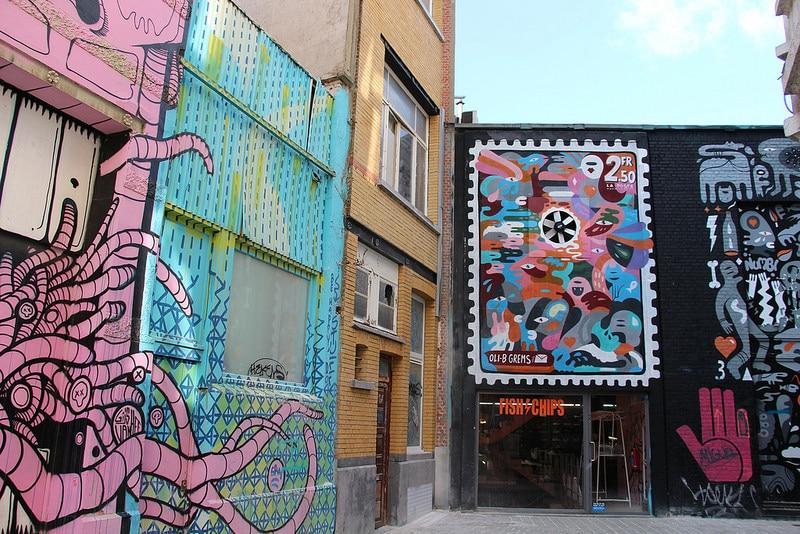 Saint André, Antwerp