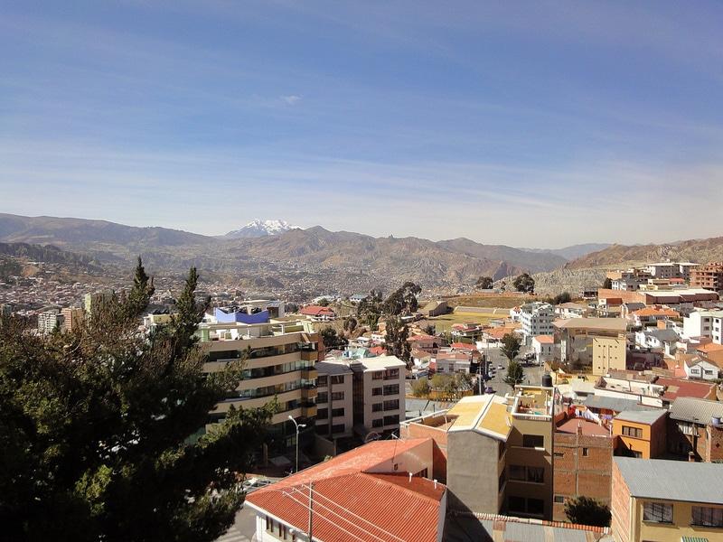 Sopocachi, La Paz, Bolivie