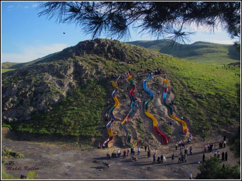 Parc national Sorkhe Hesar, Téhéran