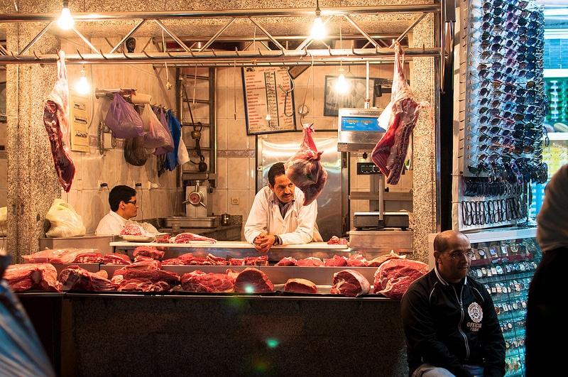 Souk artisanal, Rabat