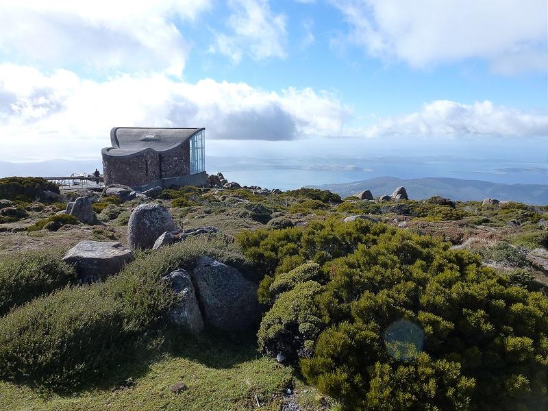 Mont Wellington, South Hobart