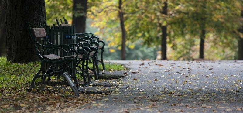 Stadtpark, loger à Graz