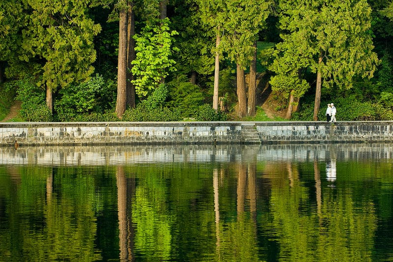 Stanley Park, West End, Vancouver
