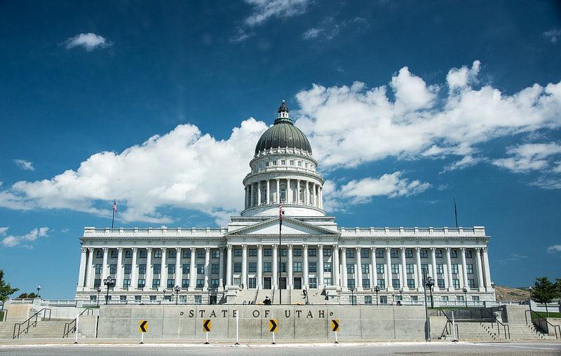 Capitole de l'Utah, Salt Lake City