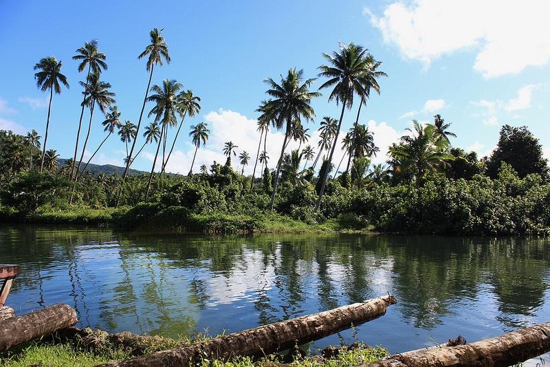 Île Taveuni, Fidji