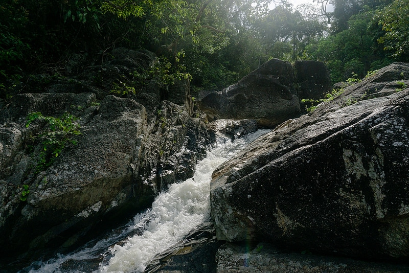 Cascade Than Sadet, Koh Phangan