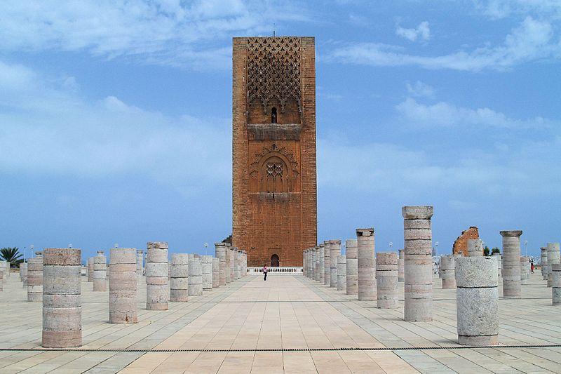 Tour Hassan, Rabat