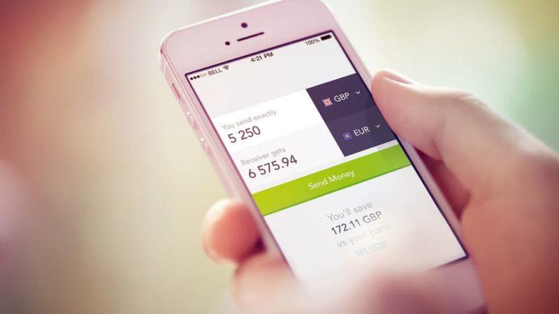 Transferwise, banque, compte multi-devises