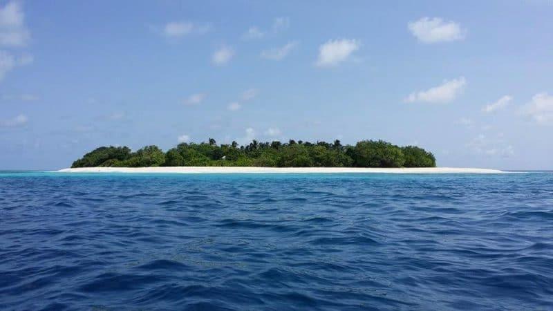 Île d'Ukulhas, Maldives