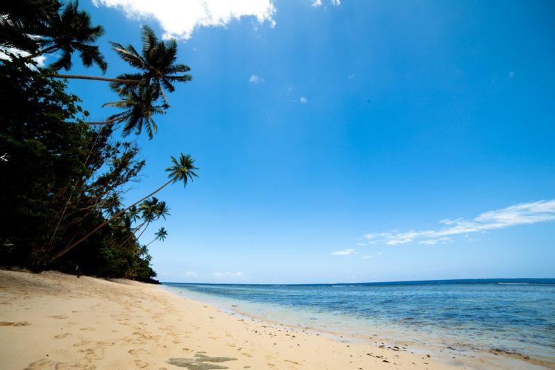 Île Vanua Levu, Fidji