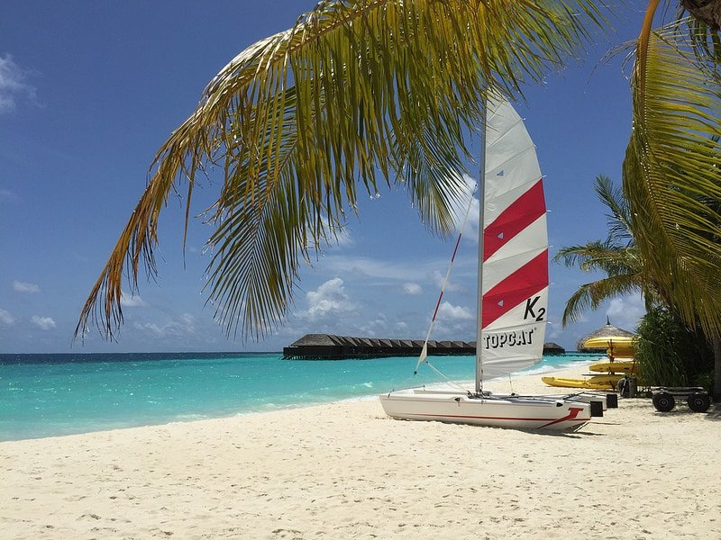 Atoll de Véligandu, Maldives