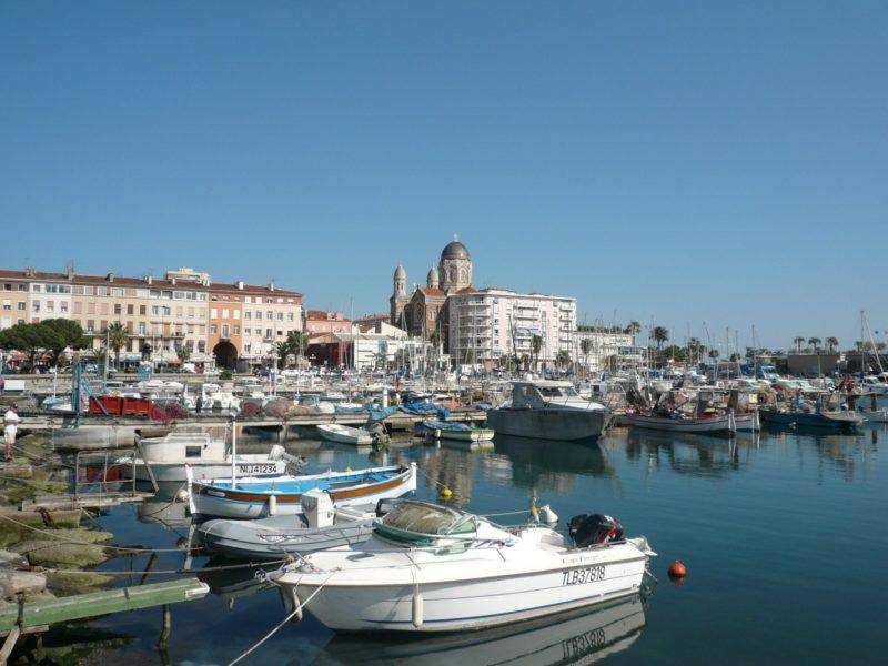 Vieux Port, Centre-ville, Saint-Raphaël
