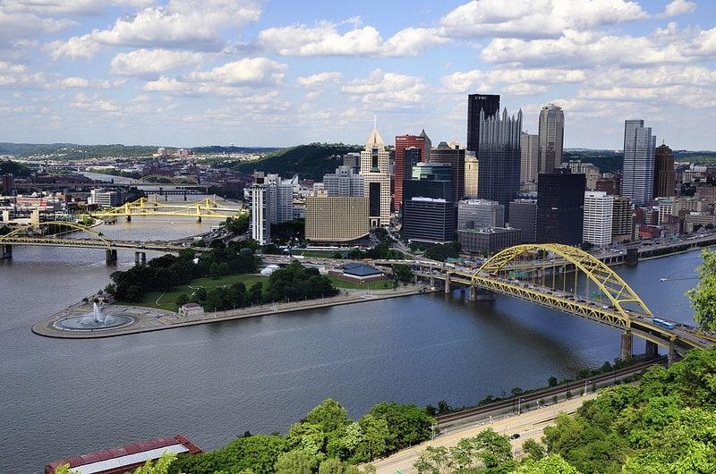 View, Mount Washington, Pittsburgh