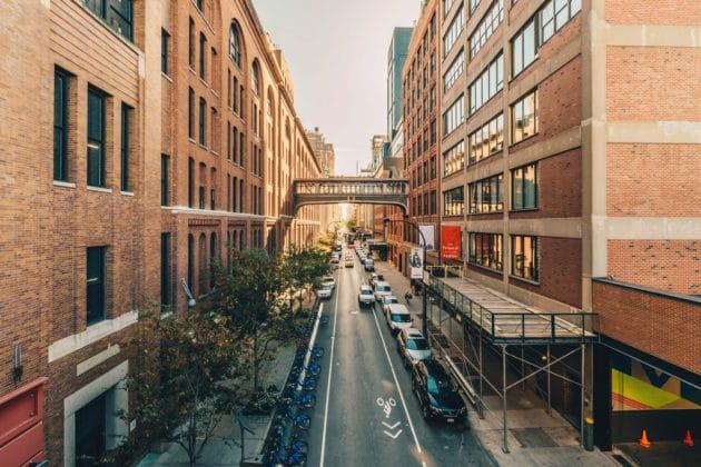Visiter la High Line, l'autre poumon vert de New York