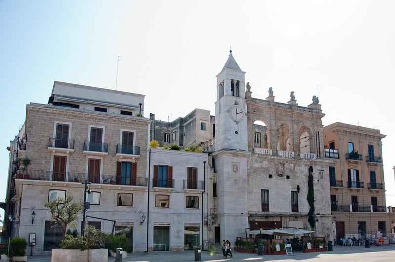 Visiter Les Pouilles, Bari