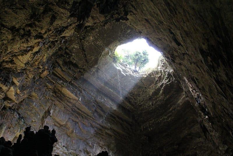 Visiter Les Pouilles, grotte di Castellana