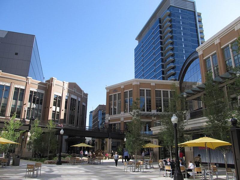 Shopping, West Drive, Salt Lake City