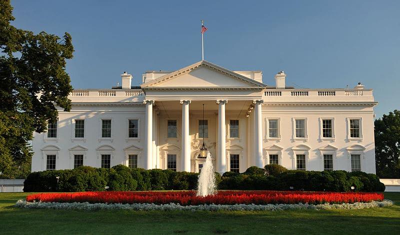 Maison Blanche, Washington