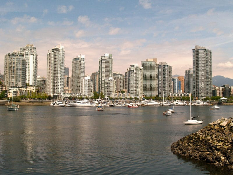 Vancouver, Yaletown
