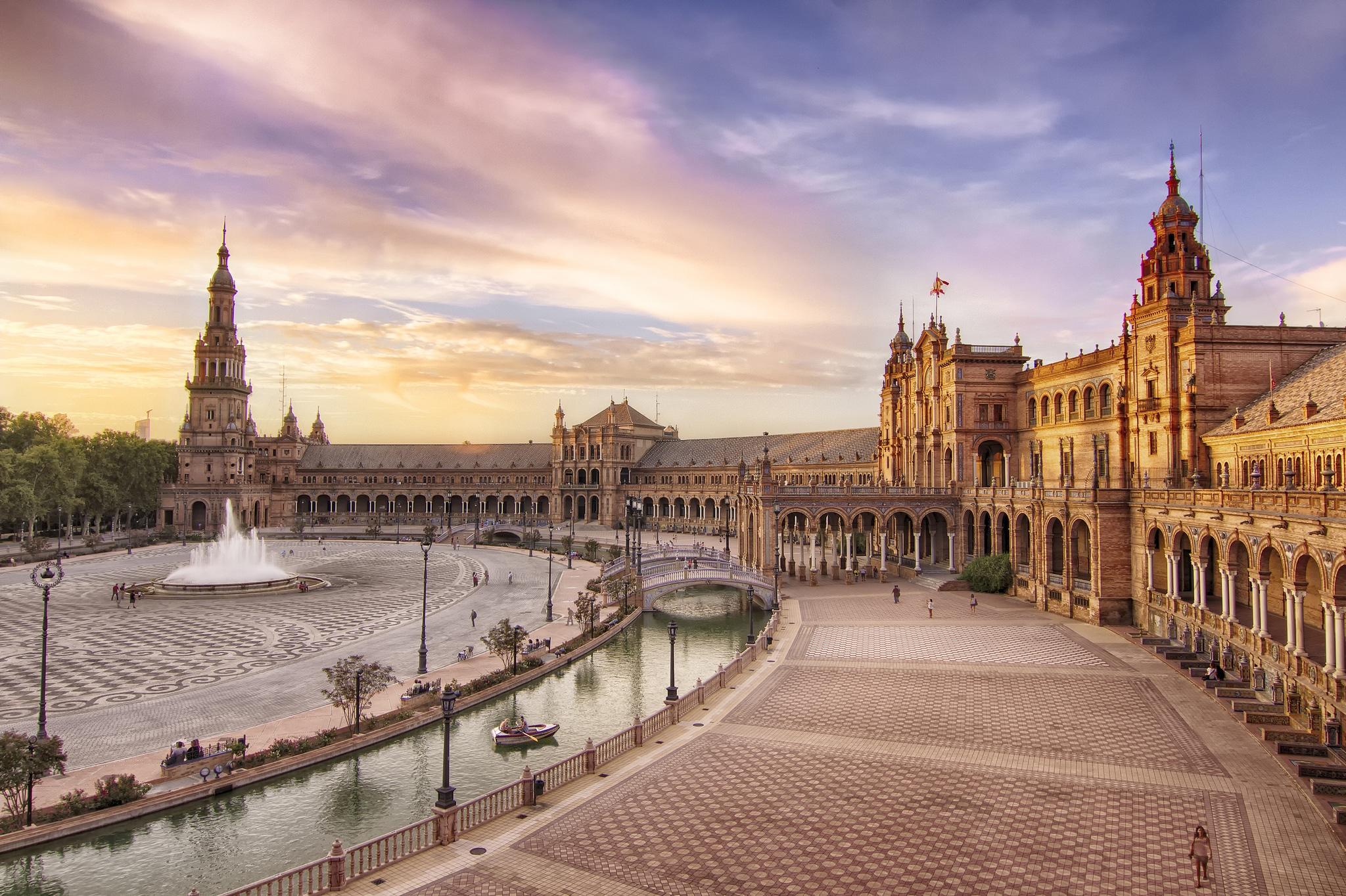 4 jours à Séville en février pour 117€/p (vols A/R + hôtel)