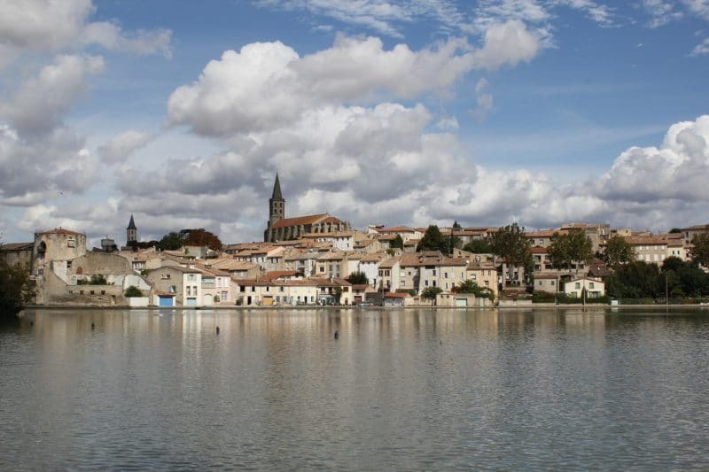 Castelnaudary, Canal du Midi
