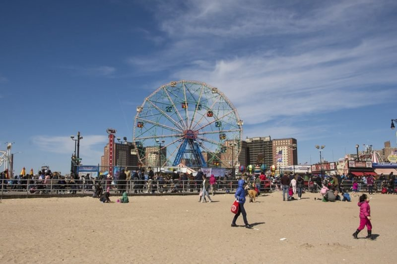 Coney Island, New-York