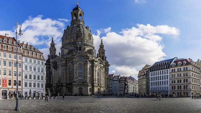 Frauenkirche, Dresde