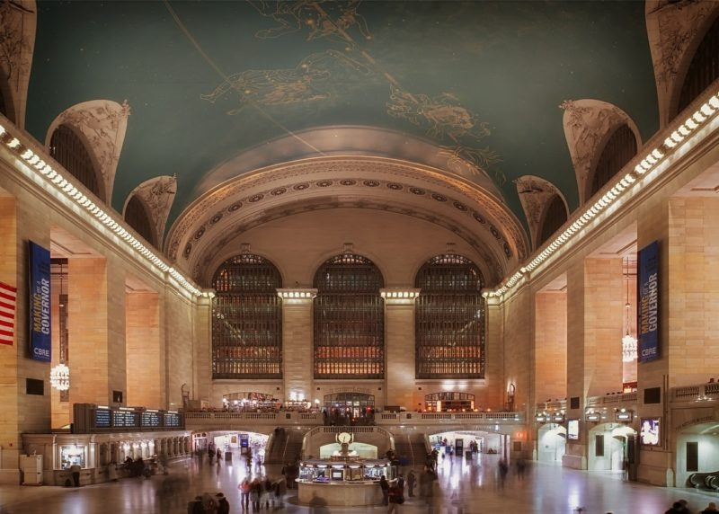 Grand Central Terminal, New-York
