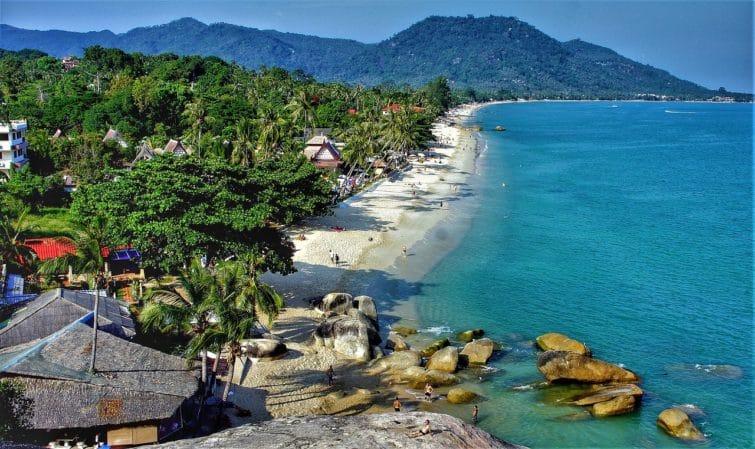 Faire de la plongée à Koh Samui, en Thaïlande