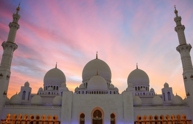 Visiter la Mosquée Cheikh Zayed à Abu Dhabi : billets, tarifs, horaires