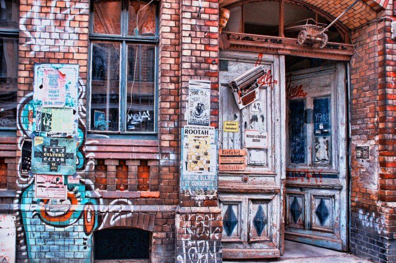 Street art, Plagwitz, Leipzig