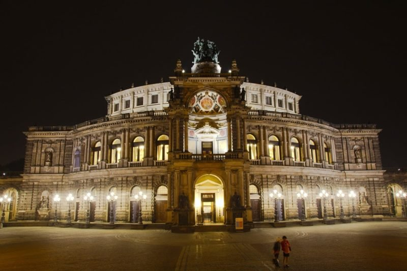 Opéra Semperoper, Dresde