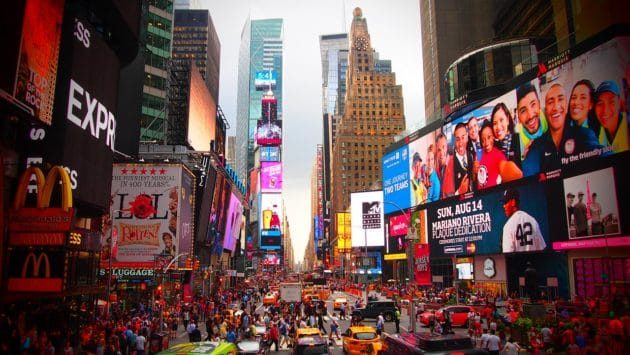 Times Square, New-York
