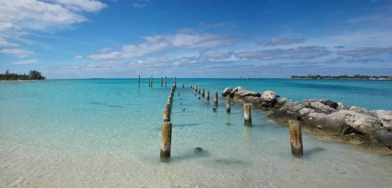 Jaws Beach, Adelaïde, Bahamas