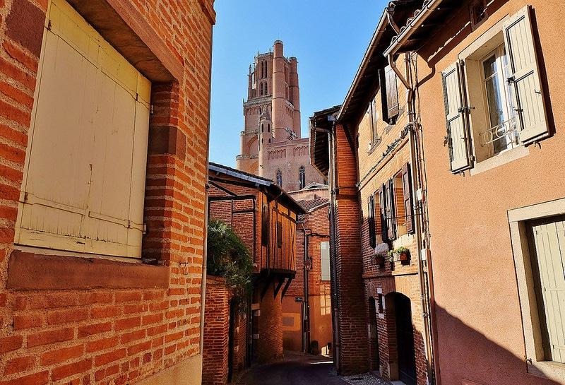 Centre historique d'Albi, Sainte Cécile